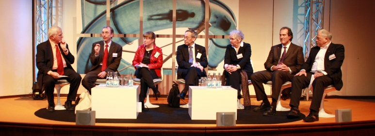 Nobel Week Dialogue 2012. Copyright Maria Delaney