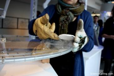 Science Gallery demonstration. Copyright Maria Delaney